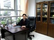 广州国晖律师事务所交通事故处理部律师现代化办公场所