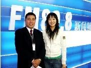 记者采访广州国晖律师事务所事故处理律师
