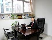 杭州交通事故赔偿部律师现代化办公场所